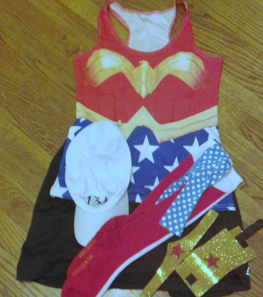 CON Wonder Woman