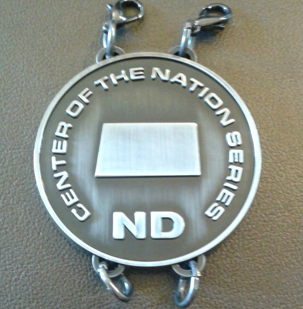 North Dakota Medal