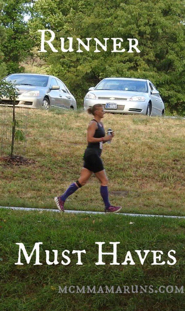 Runner needs