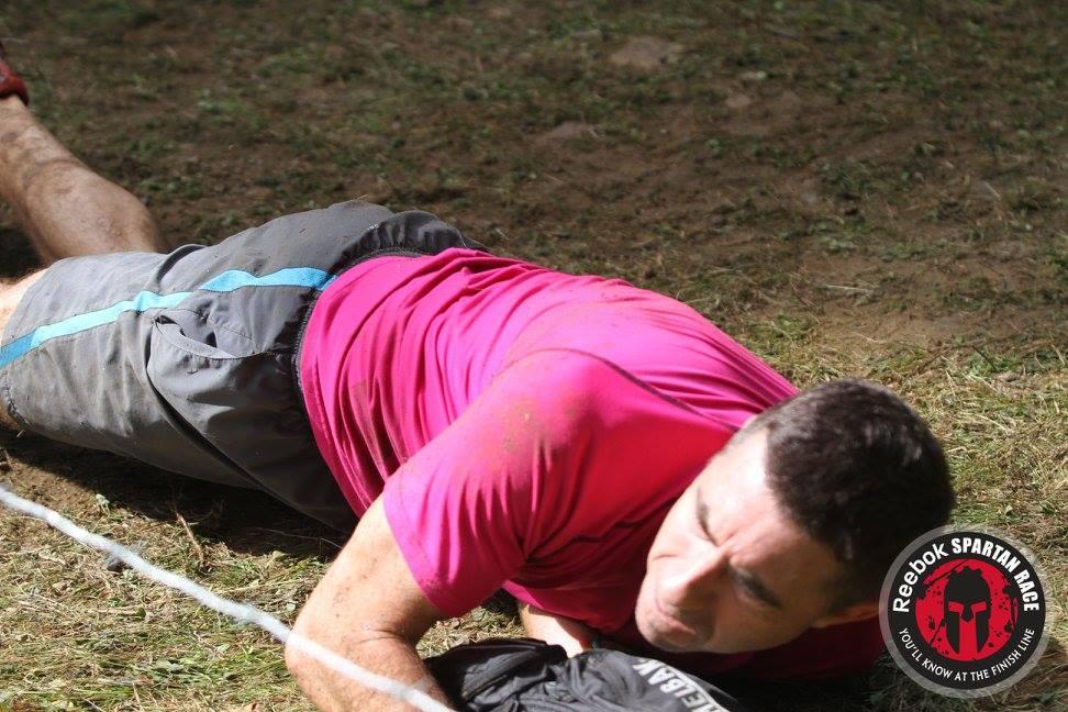 Spartan Beast Vermont crawl