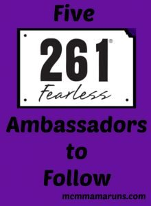 Friday Five: #261fearless Ambassadors