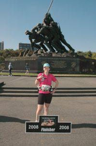 Marine Corps Marathon Zen