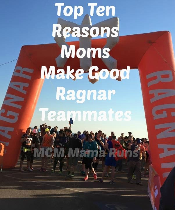 Moms rock Ragnar