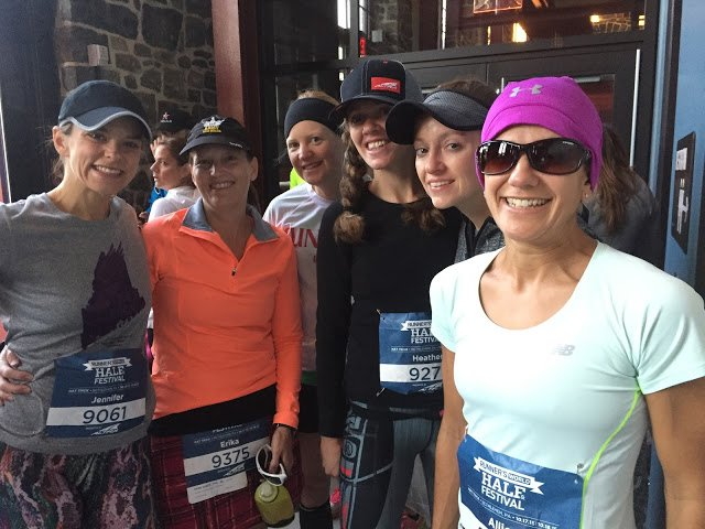Runners world influencers pre race