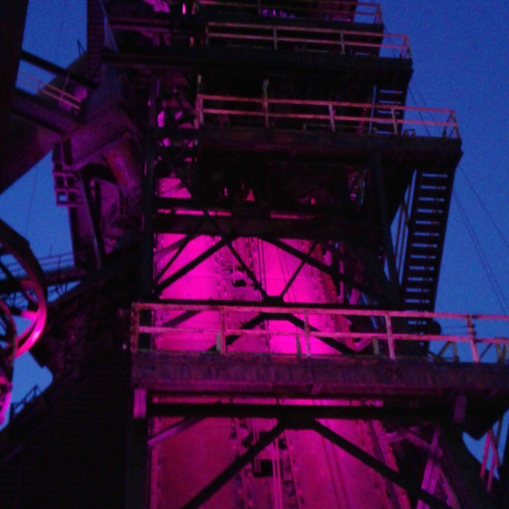 runners world steel stacks