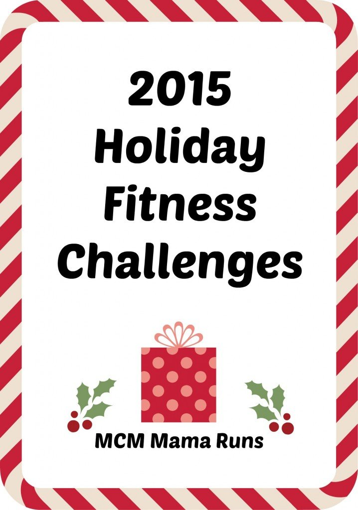 Fitness challenges to get you through the holidays