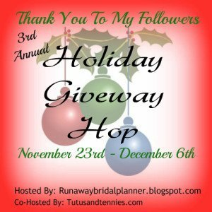 Holiday Giveaway Hop: Lotta Love Top