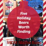 Five Favorite Holiday Beers