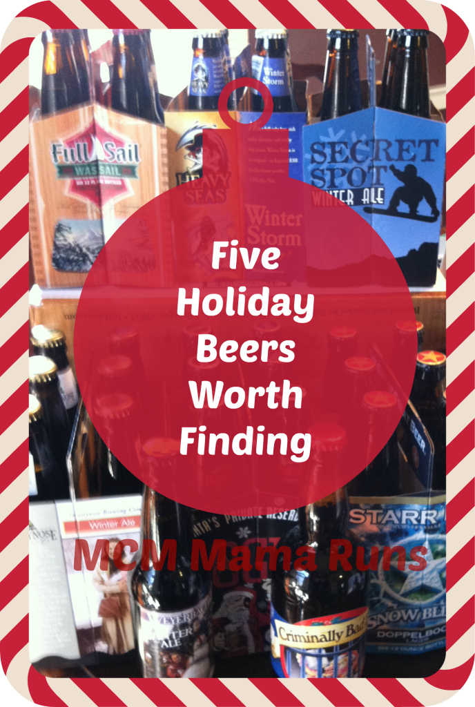 Holiday beers worth drinking