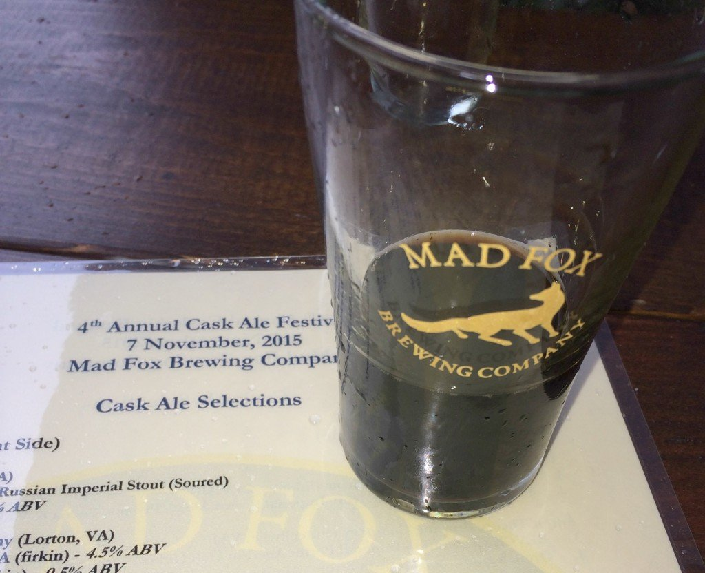 Mad Fox Beer Festival