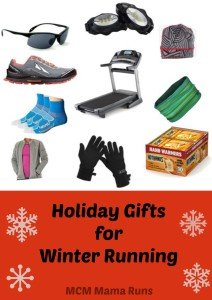 Gift Guide for Winter Running