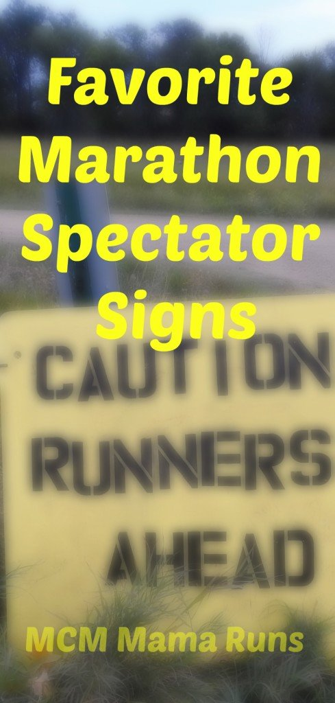 spectator signs