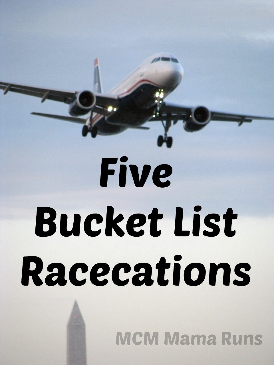Bucket List Race Locations