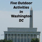 Five outdoor things to do in Washington DC