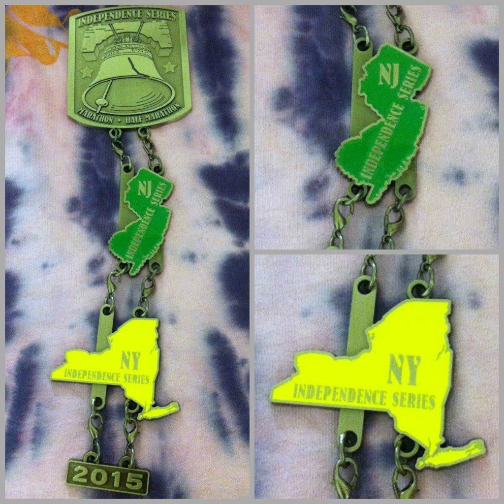 NY NJ marathons