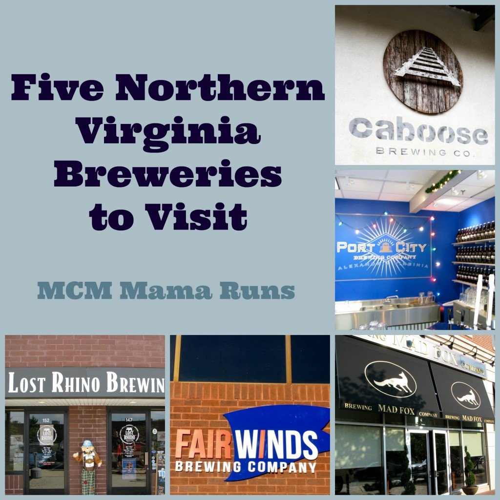 Northern Virginia Breweries