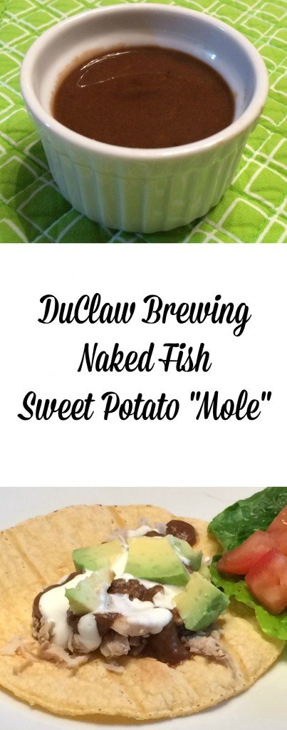 DuClaw Brewing Naked Fish Sweet Potato Mole
