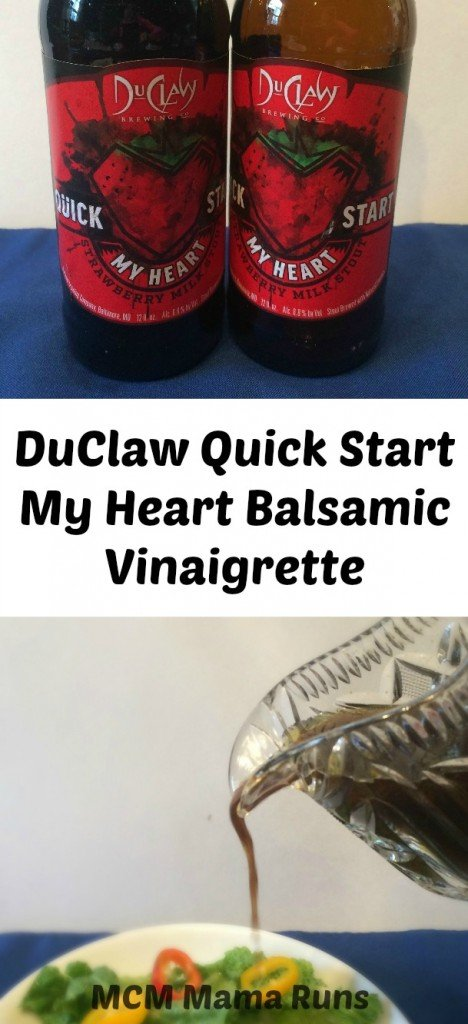 DuClaw Quick Start My Heart Balsamic Vinaigrette