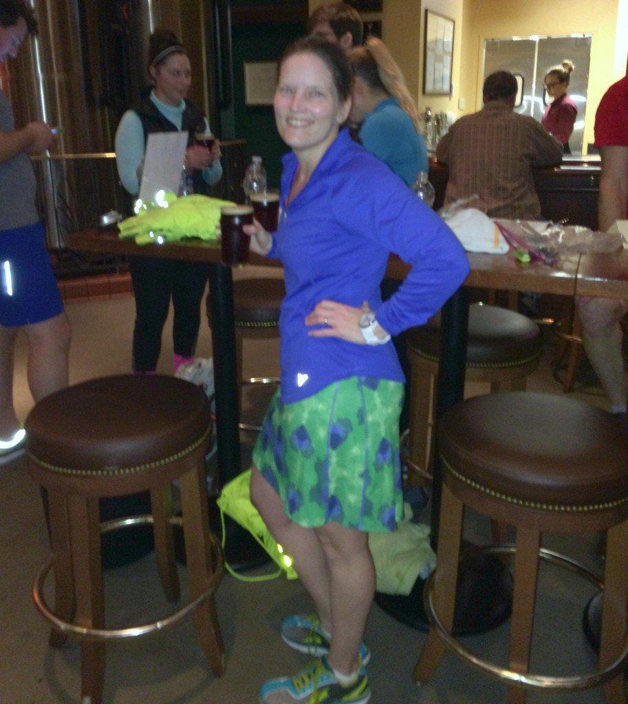 Emerald City skirt