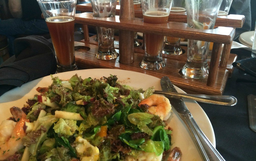 Mad Fox B3 salad