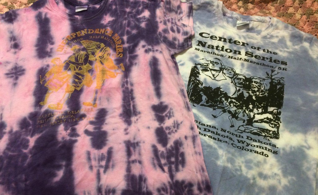 Mainly Marathons shirts