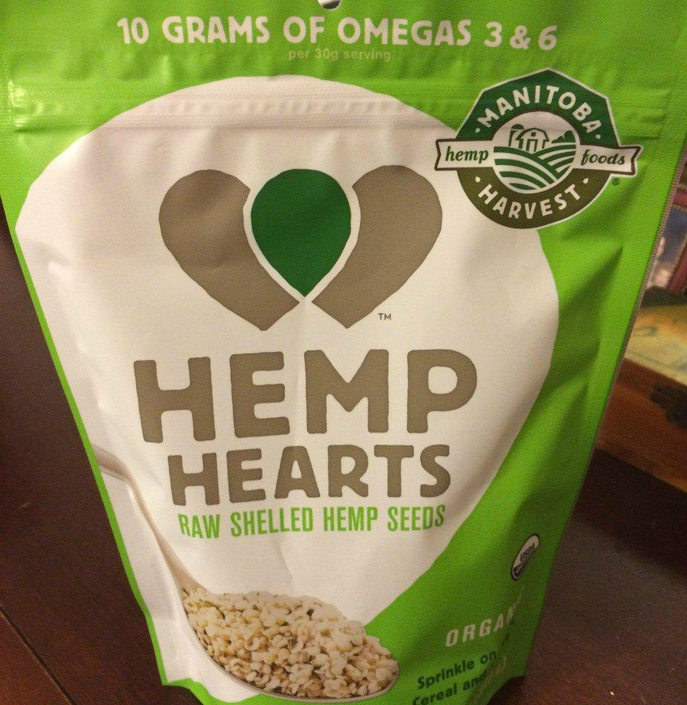 Manitoba hemp hearts