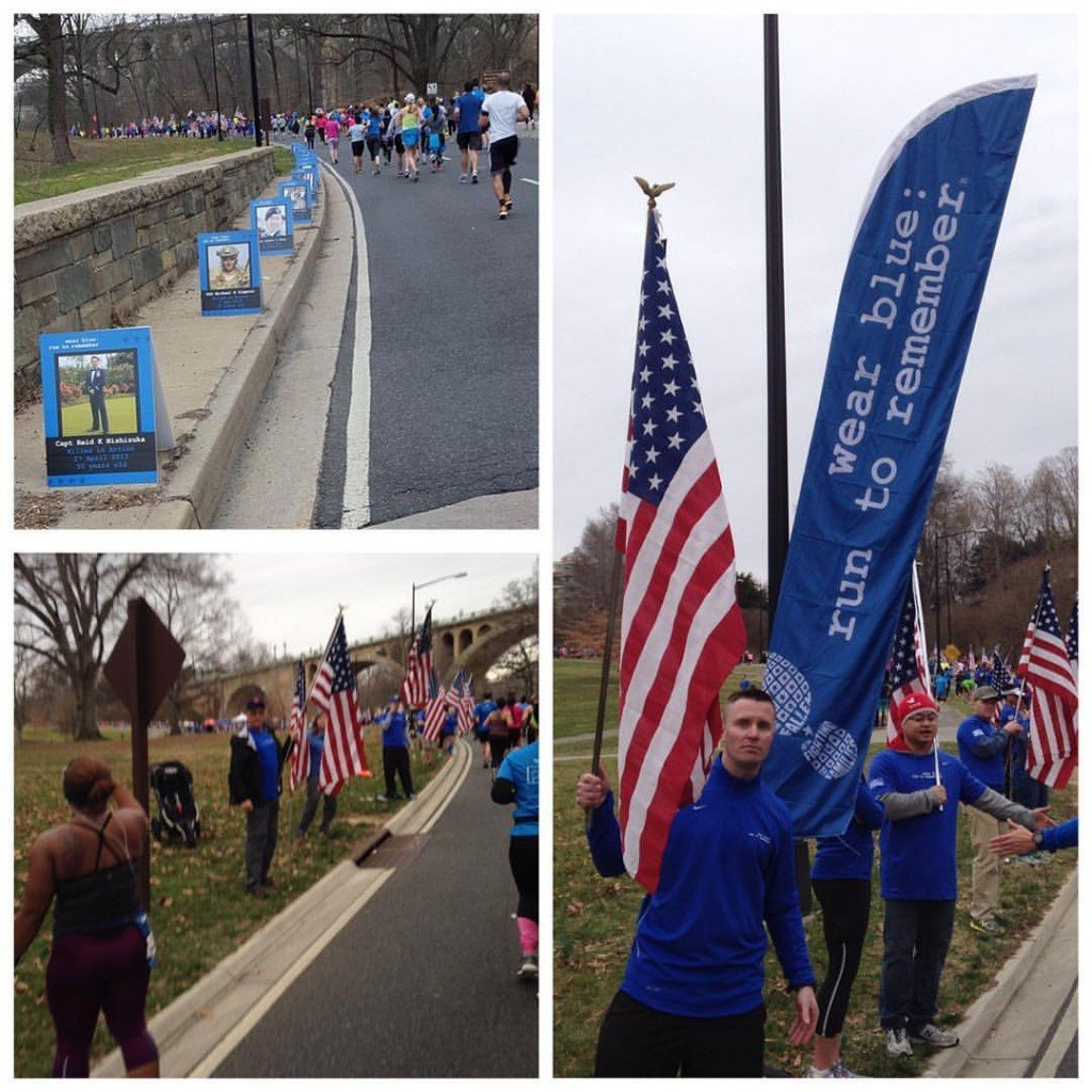 RNR DC Blue Mile