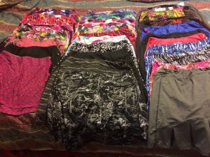 I am not a Skirt Sports Hoarder