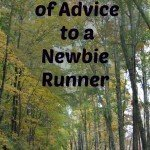 Words of advice to a newbie runner