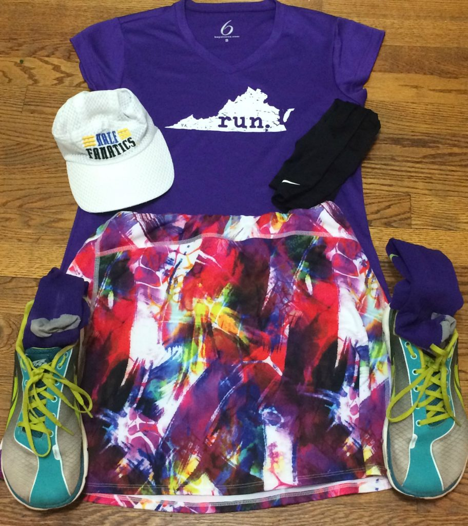 Loudoun half skirt sports