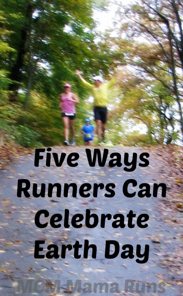 Runners can celebrate Earth Day