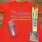 Lifetime Half Marathon #51:Coastal Delaware Running Festival