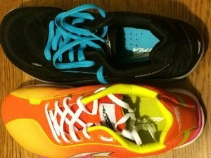 Altra Paradigm Review & a May Shoe Event