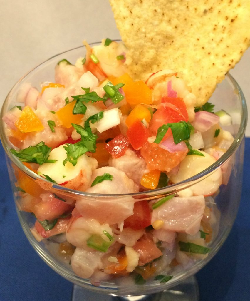 DuClaw Blood Orange Ceviche