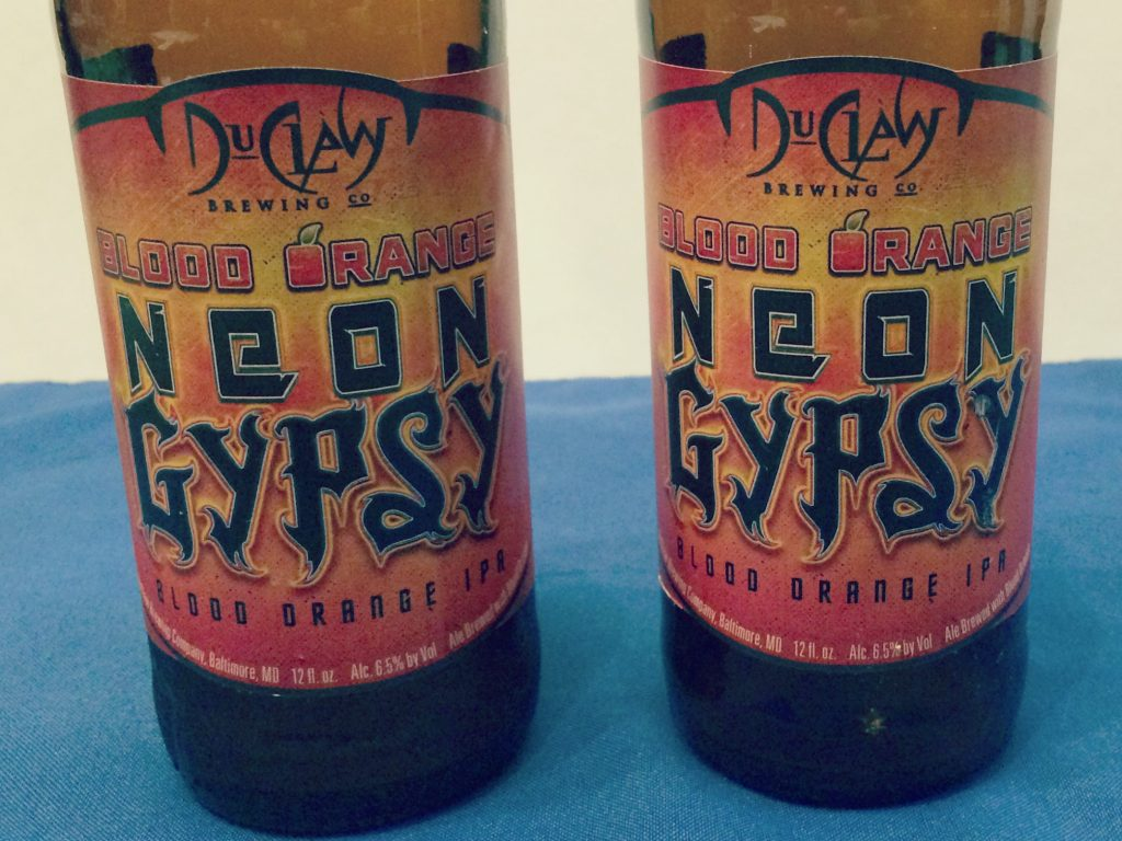 DuClaw Blood Orange Neon Gypsy