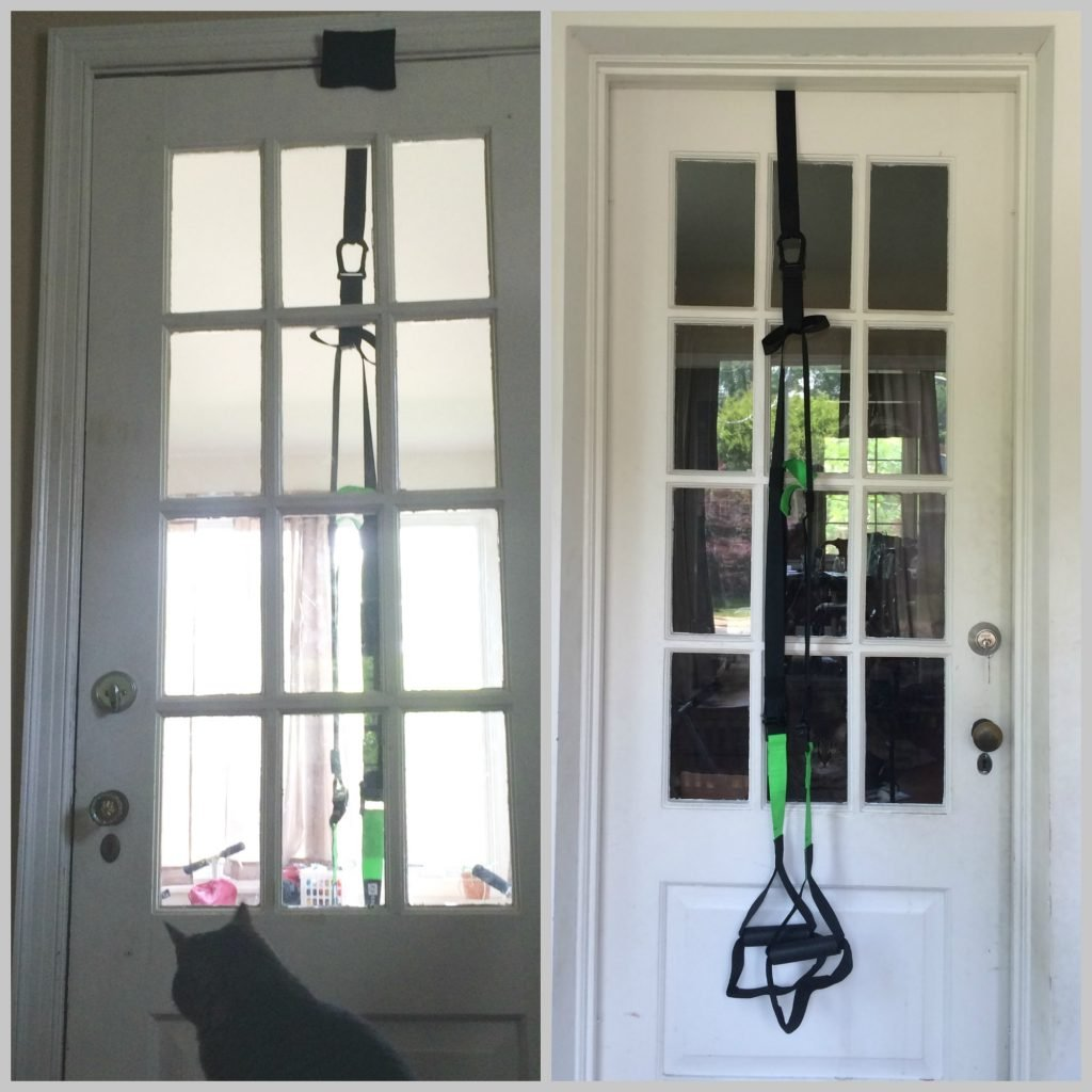 FE Strong Home Gym suspension system indoors