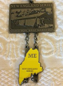 Lifetime Half #53, State #25: New England Series – Maine