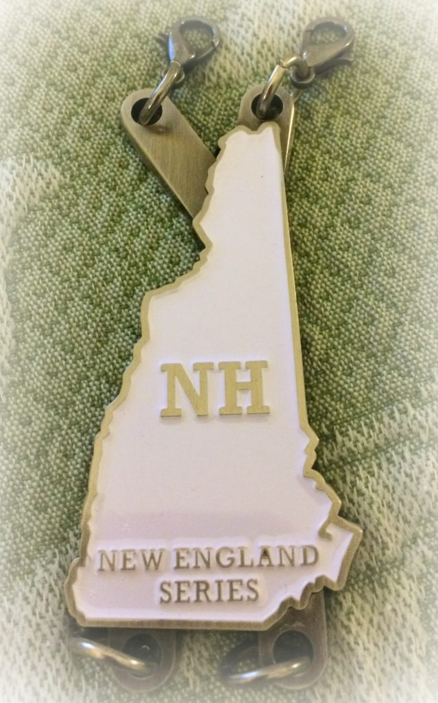 New hampshire medal