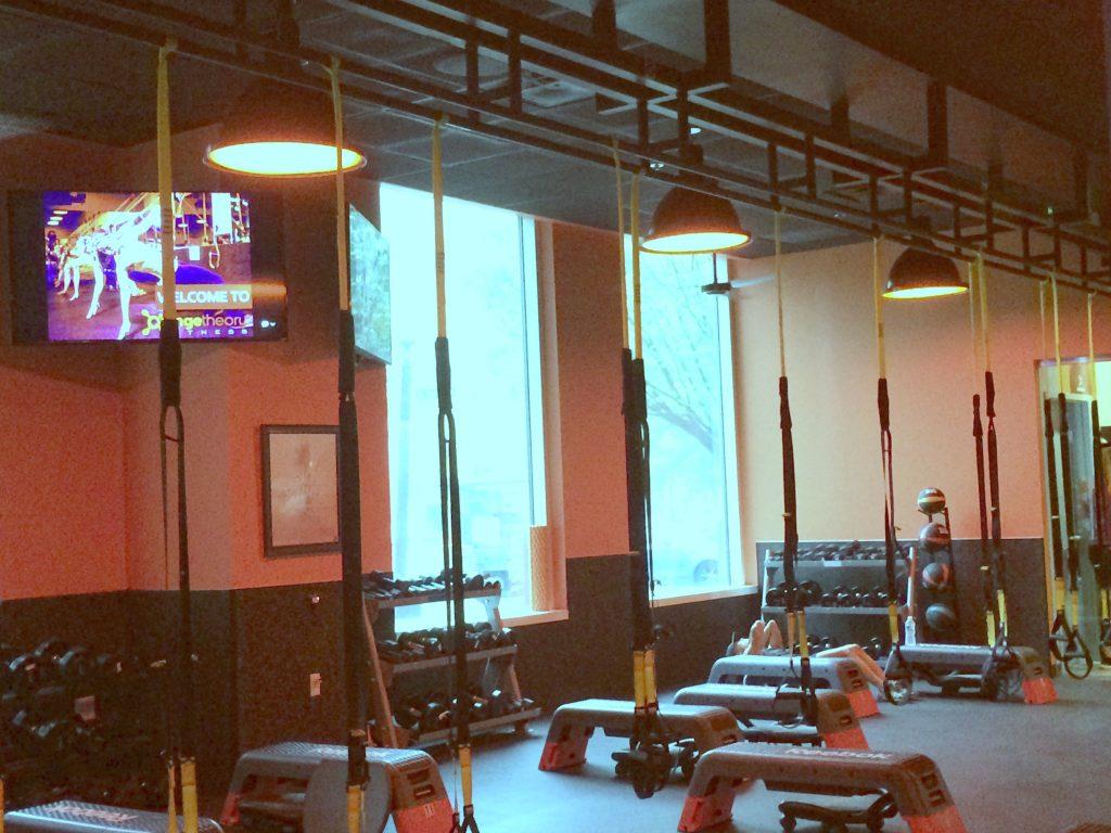 Orangetheory Fitness weights