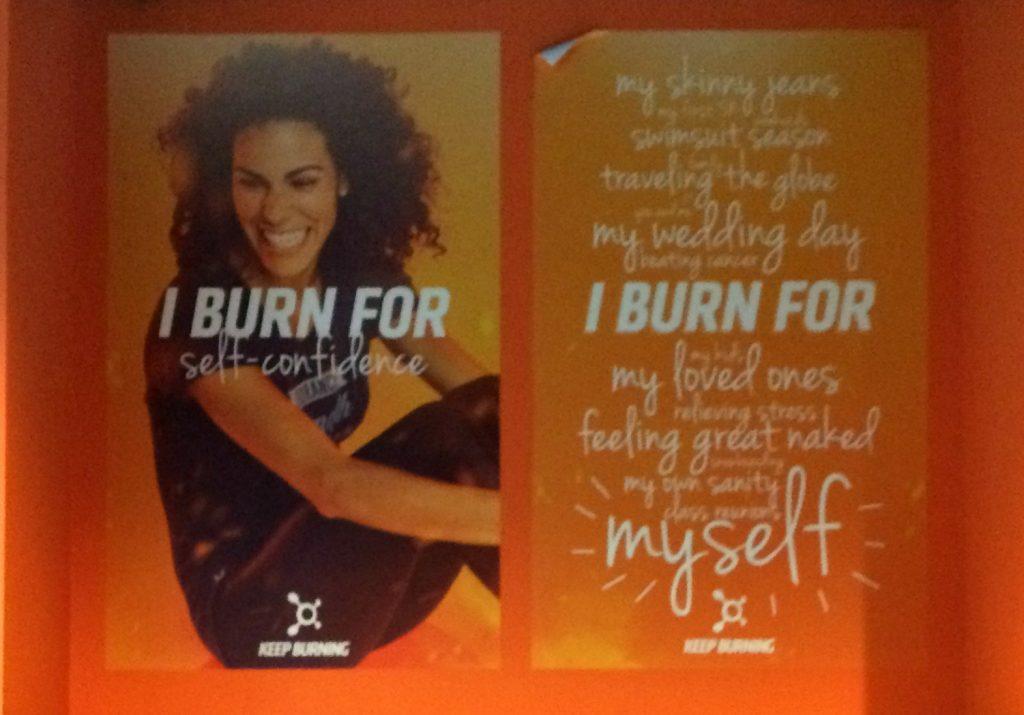 Orangetheory fitness burn