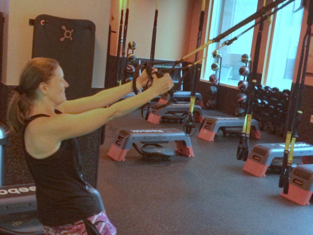 orangetheory fitness weights 2