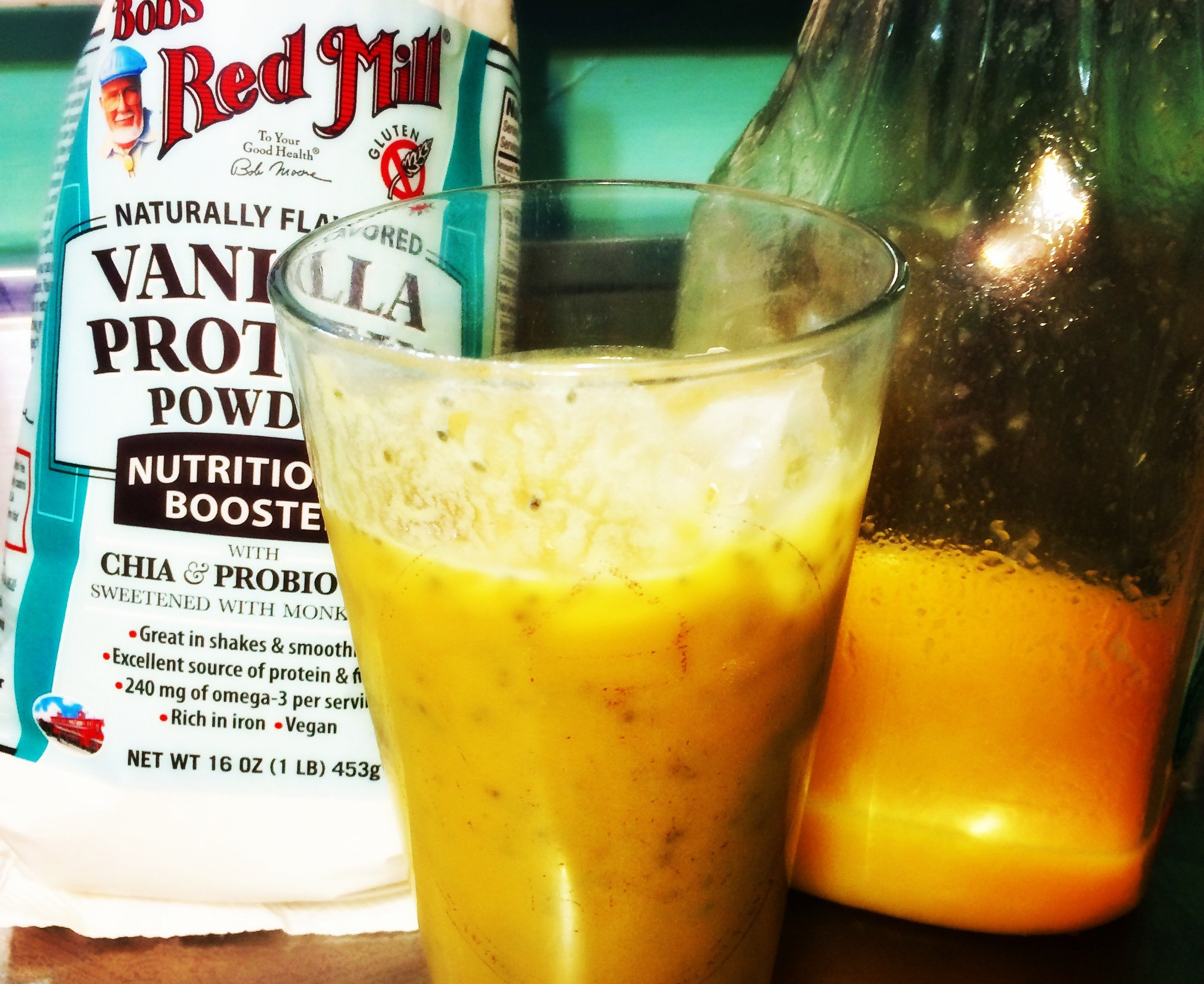 Bob's Red Mill dreamsicle