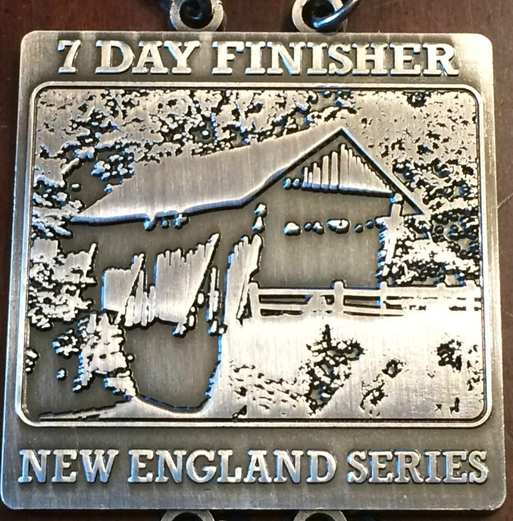 New York New England Series Finisher