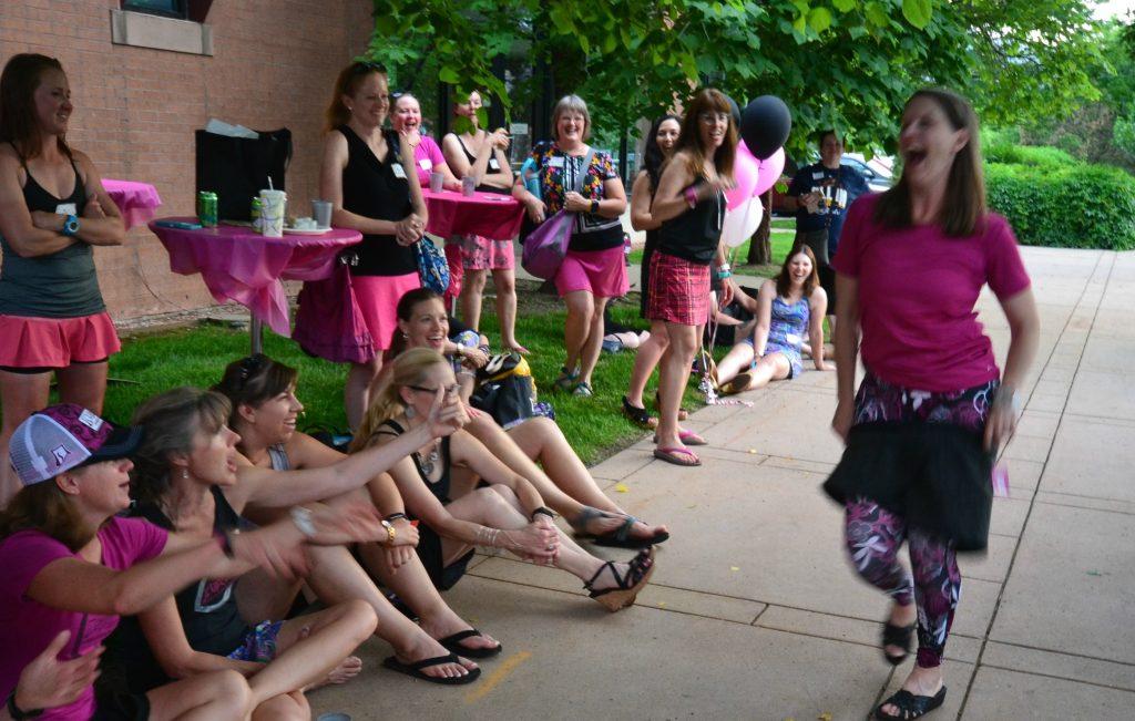 SS13er fashion show skirt