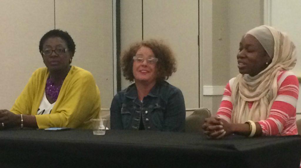 ZOOMA 2016 diversity panel