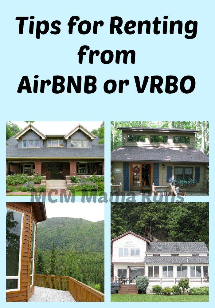 AirBNB VRBO