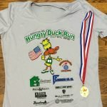 Lifetime Half #60, State #32: Hungry Duck Run (MI)