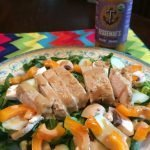 Surviving a heat wave with Tessemae's Salad Dressing