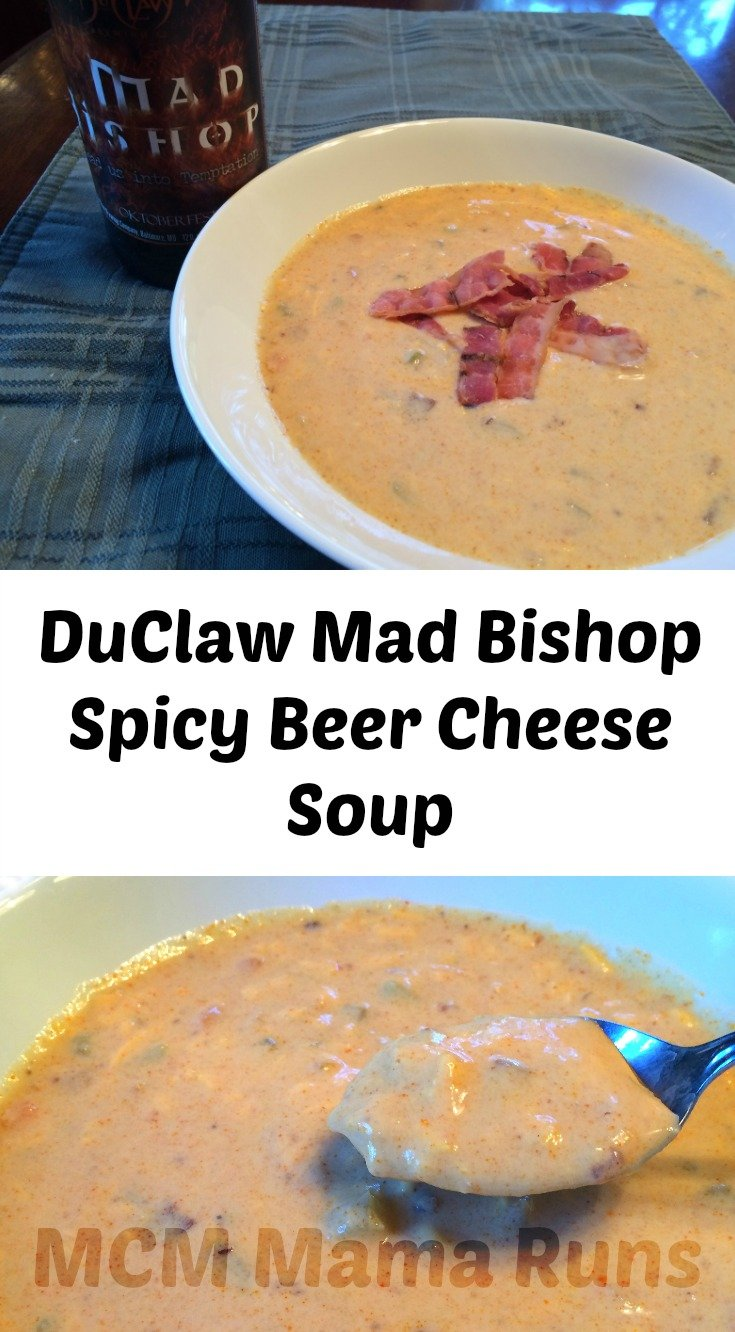 Spicy Beer Cheese Soup