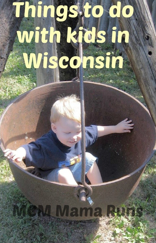 Things to do with kids in Wisconsin